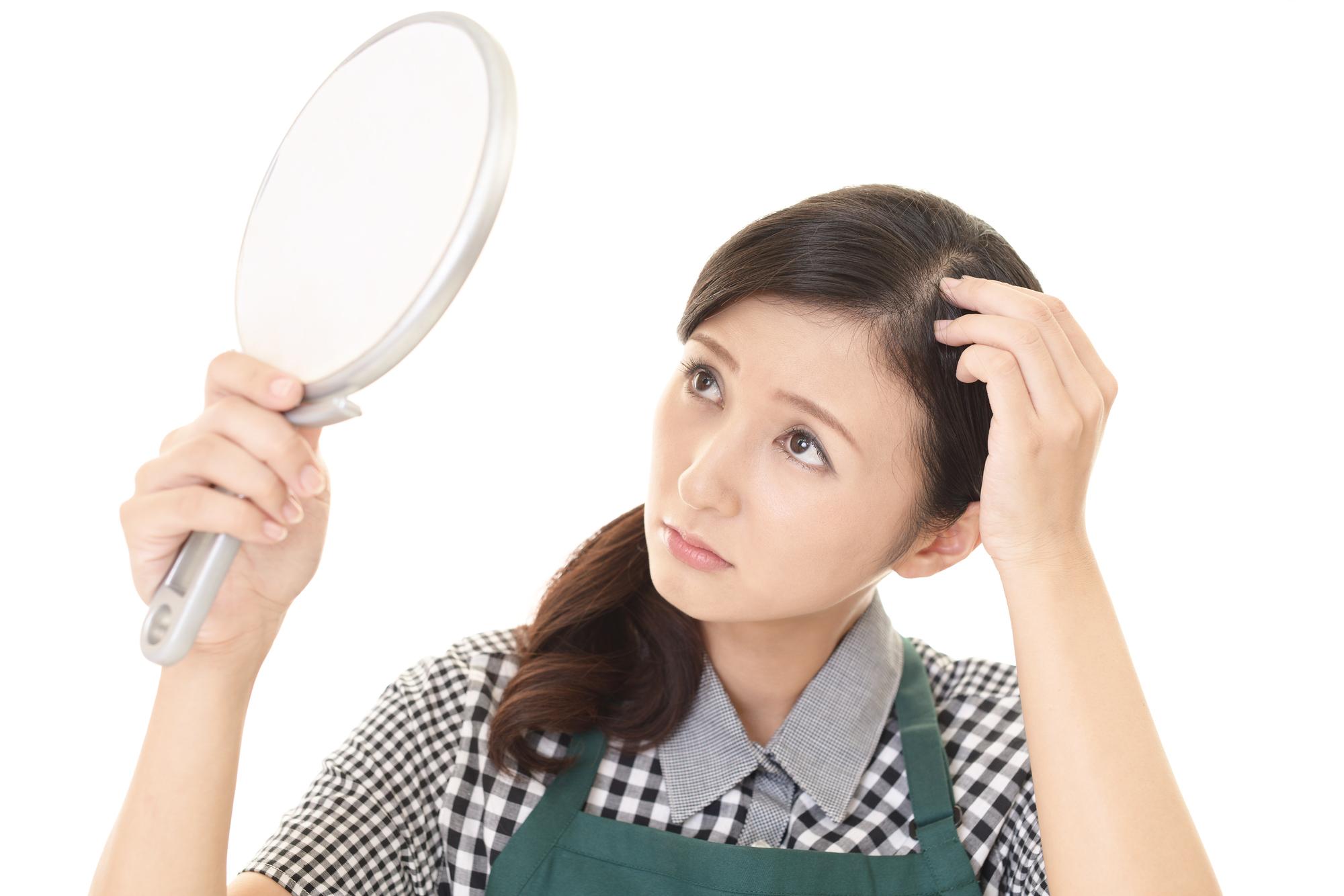 円形脱毛症になったらどんな対策をとればいい?日々のケアについて解説!