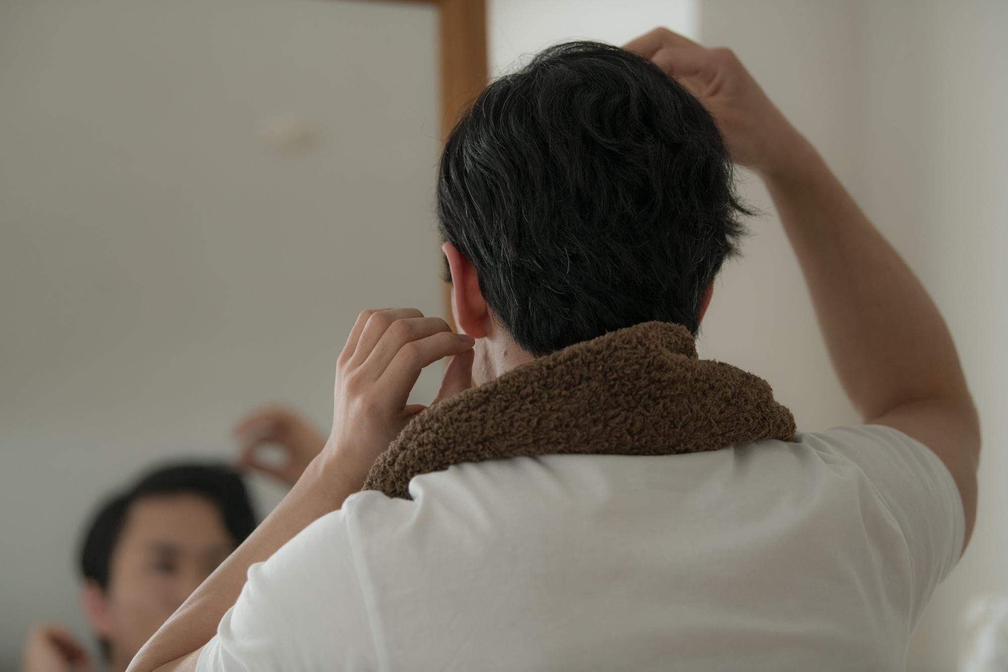 産毛が生えてきたらAGA改善の兆し?なぜ産毛が生えてくるのか?