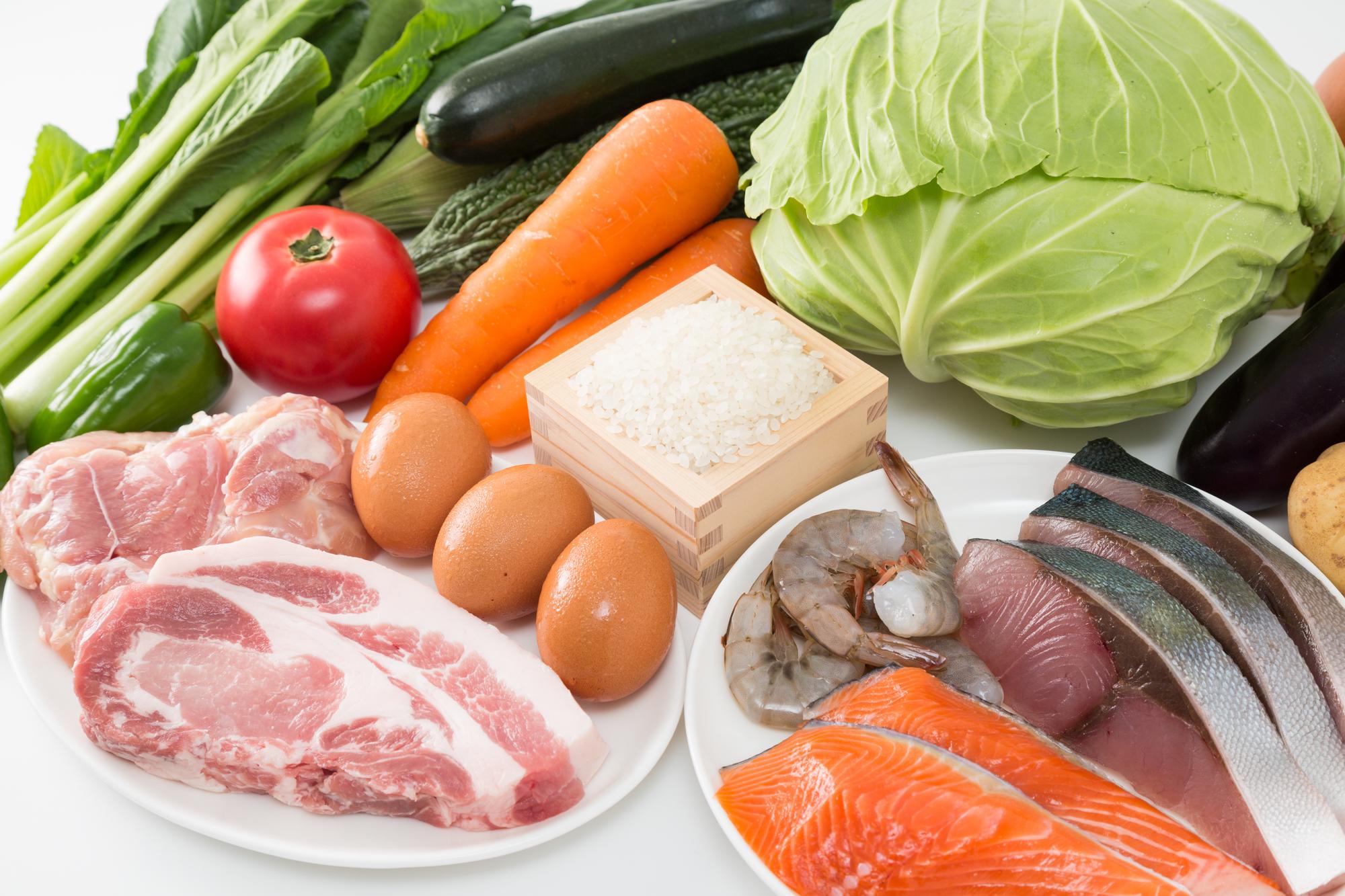 AGA対策のためにおすすめな食べ物には何がある?